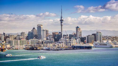 Студирањево Нов Зеланд